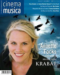 Titelseite Cinema Musica Ausgabe 13