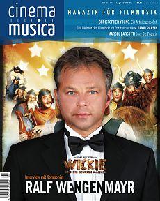 Titelseite Cinema Musica Ausgabe 17