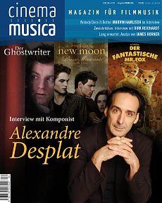 Titelseite Cinema Musica Ausgabe 18