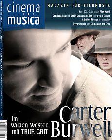 Titelseite Cinema Musica Ausgabe 22