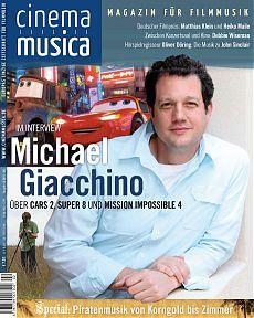 Titelseite Cinema Musica Ausgabe 24