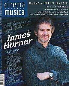 Titelseite Cinema Musica Ausgabe 27