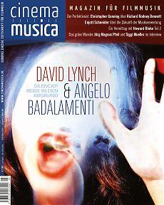 Titelseite Cinema Musica Ausgabe 29