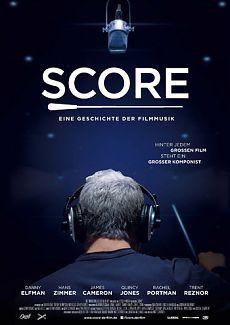Score – Eine Geschichte der Filmmusik, Filmplakat