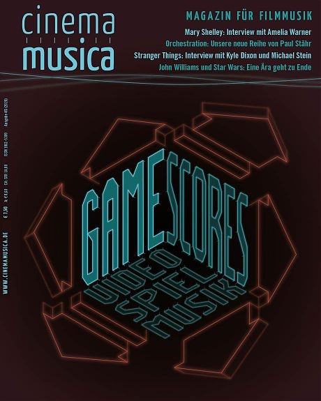 Cinema Musica Ausgabe 45 Cover
