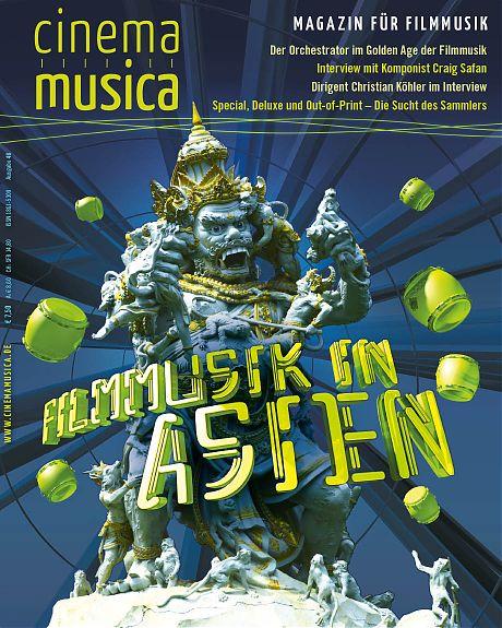 Cinema Musica Ausgabe 46 Cover