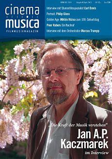 Titelseite Cinema Musica Ausgabe 8