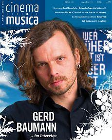 Titelseite Cinema Musica Ausgabe 9