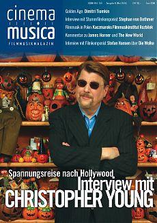 Titelseite Cinema Musica Ausgabe 4