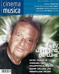 Titelseite Cinema Musica Ausgabe 11