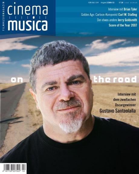 Titelseite Cinema Musica Ausgabe 12