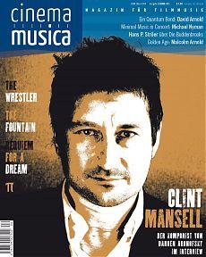 Titelseite Cinema Musica Ausgabe 14