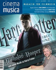 Titelseite Cinema Musica Ausgabe 16