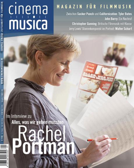 Titelseite Cinema Musica Ausgabe 23
