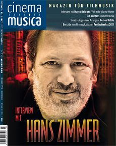 Titelseite Cinema Musica Ausgabe 26