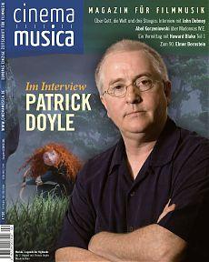 Titelseite Cinema Musica Ausgabe 28