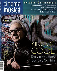Titelseite Cinema Musica Ausgabe 30