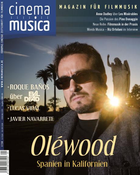 Titelseite Cinema Musica Ausgabe 31