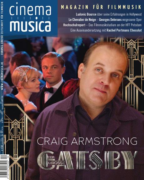Titelseite Cinema Musica Ausgabe 32