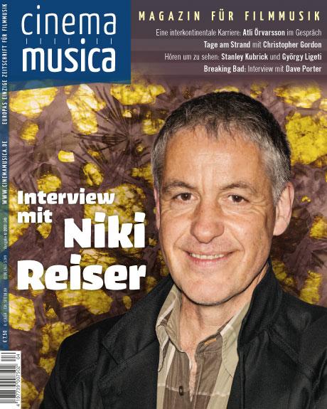 Cinema Musica Ausgabe 34 Titelseite