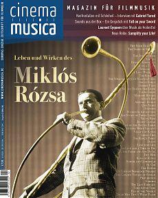 Titelseite Cinema Musica Ausgabe 36