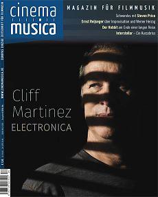 Titelseite Cinema Musica Ausgabe 38