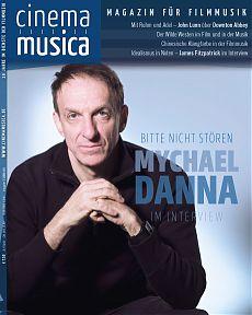 Titelseite Cinema Musica Ausgabe 41