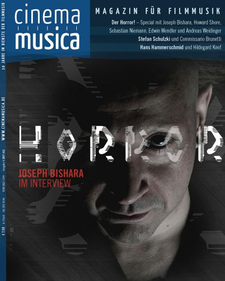 Cinema Musica Ausgabe 1/2017 (42) Titel
