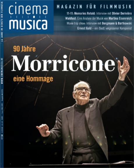 Cinema Musica 44 Cover