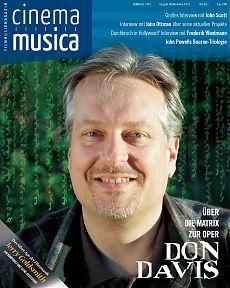 Titelseite Cinema Musica Ausgabe 10